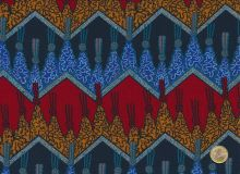 Free Spirit - Fringed shawl - Lace mountain