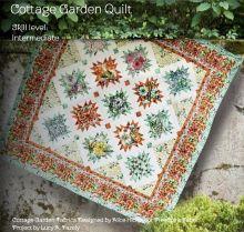 Cottage Garden Quilt - Free Spirit