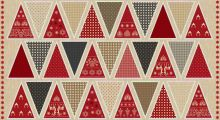 Makower - Scandi 3 - Bunting