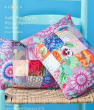 Kaffe Patchwork Pillow Pair