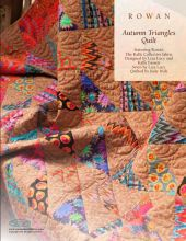 Rowan - Autumn Triangles Quilt