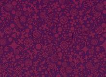 Makower - Endpaper Sun Prints - purple