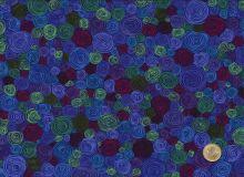 Kaffe Fassett - Rolled Paper Blue