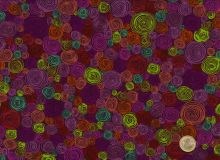 Kaffe Fassett - Rolled Paper Red