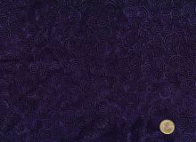 Island Batik - Circles purple