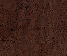 Corkfabric - Surface brown
