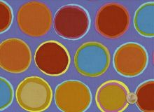 Kaffe Fassett - Artisan Paint Pots - Orange