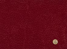 Patchworkstoff Hoffman Fabrics - Bali Dots Cherry