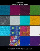 Makower- Squares - Alison Glass