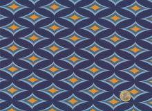 Mez - Nordic Garden Dream - Ornamente Blau