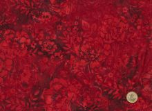 Hoffman Fabrics - Bali Handpaints - Rosen - Rot