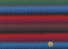 Kaffe Fassett - Diamond Stripe - Burnt