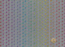 Tula Pink - Linework - Hexy Rainbow